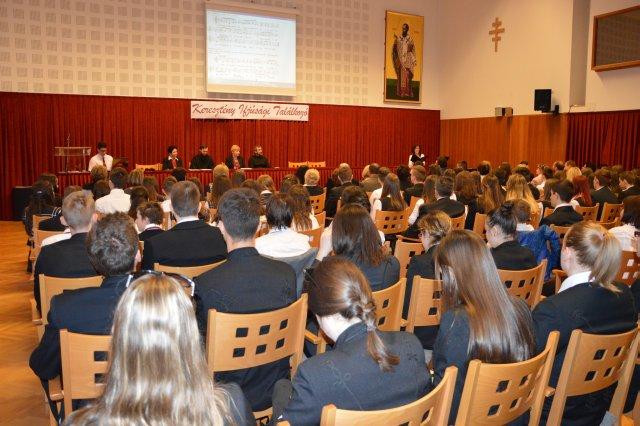 Keresztény Ifjúsági Találkozó 2016.04.13.